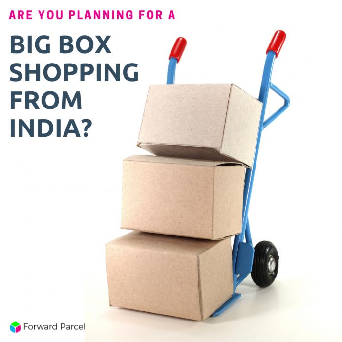 Forward Parcel - Big Box Shopping
