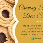 Forward Parcel - Indian Snack Food