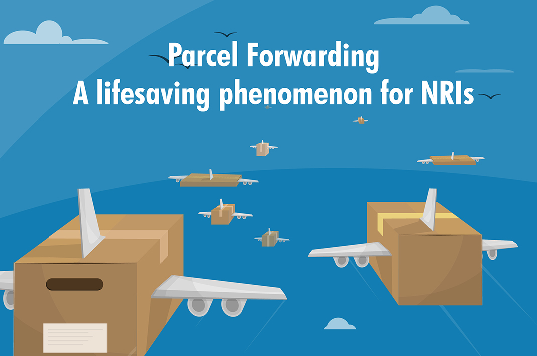 Parcel Forwarding - A Life Saving Phenomenon for NRIs